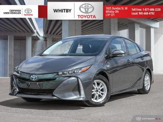 Used 2018 Toyota Prius Prime Upgrade for sale in Whitby, ON