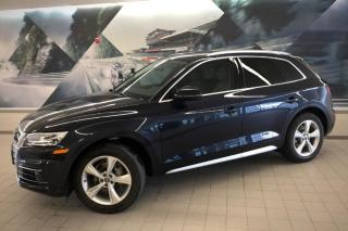 Used 2018 Audi Q5 2.0T Progressiv + Nav | Pano Roof | CarPlay for sale in Whitby, ON