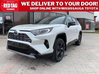 New 2021 Toyota RAV4 Hybrid XLE RAV4 HYBRID XSE Technology Package|APX 00 for sale in Mississauga, ON