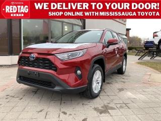 New 2021 Toyota RAV4 Hybrid XLE RAV4 HYBRID RAV4 Hybrid XLE|APX 00 for sale in Mississauga, ON