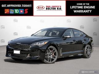 New 2022 Kia Stinger GT ELITE for sale in Bolton, ON