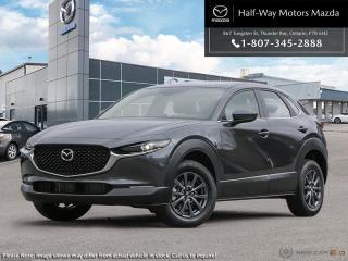 New 2021 Mazda CX-3 0 GX for sale in Thunder Bay, ON