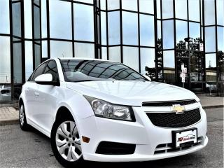 Used 2013 Chevrolet Cruze 4 Cylinder Automatic for sale in Brampton, ON