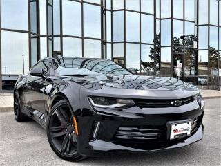 Used 2017 Chevrolet Camaro 2dr Cpe LT w/1LT for sale in Brampton, ON