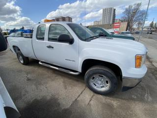 Used 2013 GMC Sierra 2500 HD 2WD Ext Cab WT for sale in North York, ON