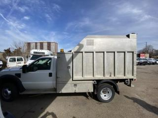 Used 2008 Ford F-550 Super Duty DRW 4WD REG CAB for sale in North York, ON