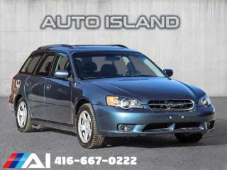 Used 2005 Subaru Legacy 5dr Wgn 2.5i Limited Auto for sale in North York, ON