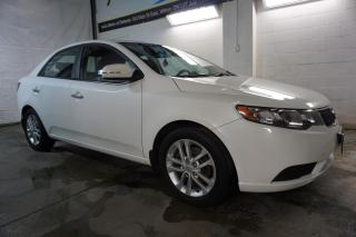 Used 2012 Kia Forte EX CERTIFIED 2YR WARRANTY *2ND WINTER* BLUETOOTH HEATED ALLOYS AUX for sale in Milton, ON