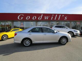 Used 2014 Toyota Camry XLE! BEAUTIFUL CAR! WELL OILED! for sale in Aylmer, ON