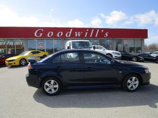 Used 2013 Mitsubishi Lancer SPORT! 10TH ANNIVERSARY EDITION! for sale in Aylmer, ON