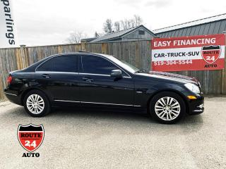 Used 2012 Mercedes-Benz C-Class C250 Sport Sedan GREAT VALUE AND PERFORMANCE for sale in Brantford, ON