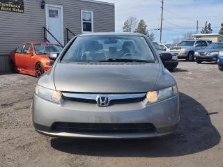 Used 2007 Honda Civic DX Sedan for sale in Stittsville, ON