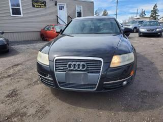 Used 2006 Audi A6 3.2 with Tiptronic for sale in Stittsville, ON