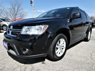 Used 2016 Dodge Journey SXT | Heated Seats | Remote Start | Cruise Control for sale in Essex, ON