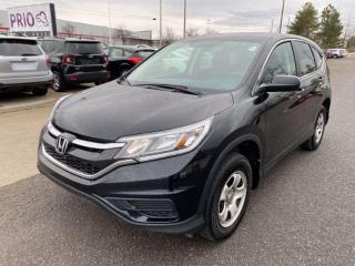 Used 2016 Honda CR-V LX AWD for sale in Ottawa, ON