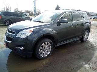 Used 2010 Chevrolet Equinox LT1 FWD for sale in Leamington, ON