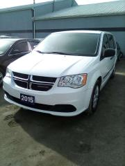 Used 2015 Dodge Grand Caravan SE for sale in Leamington, ON