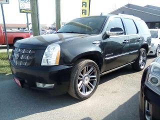 Used 2012 Cadillac Escalade AWD PREMIUM for sale in Leamington, ON