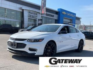 Used 2018 Chevrolet Malibu LT / AUTOMATIC / REMOTE STARTER / BLUETOOTH / for sale in Brampton, ON