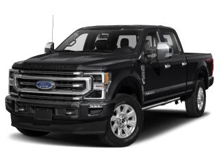 New 2021 Ford F-250 Platinum for sale in Pembroke, ON