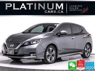 Used 2018 Nissan Leaf SV, ELECTRIC, PROPILOT PKG, NAV, HEATED, CAM, BT for sale in Toronto, ON