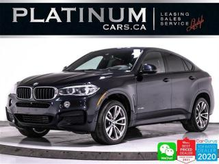 Used 2018 BMW X6 xDrive35i, M-SPORT, NAV, HUD, DRIVING PKG, CAM for sale in Toronto, ON