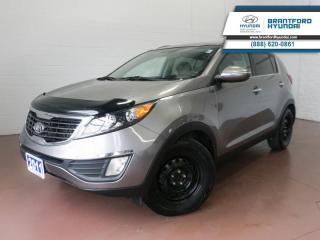 Used 2011 Kia Sportage BLUETOOTH | HEATED SEATS | PARK ASSIST  - $168 B/W for sale in Brantford, ON