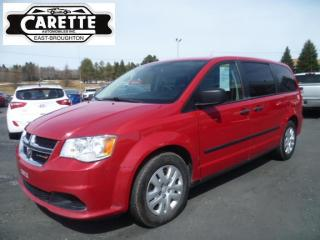 Used 2016 Dodge Grand Caravan for sale in East broughton, QC