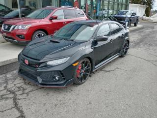 Used 2018 Honda Civic TYPE R MANUELLE GPS*CAMÉRAS*MAIN LIBRE for sale in Lévis, QC