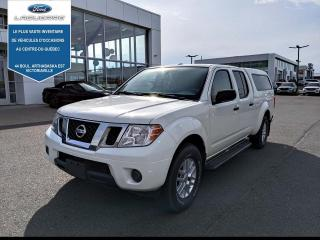 Used 2016 Nissan Frontier Cabine multiplaces, 4 roues motrices, em for sale in Victoriaville, QC