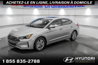 Used 2020 Hyundai Elantra PREFERRED + TOIT OUVRANT + ENS. SECURITE for sale in Drummondville, QC
