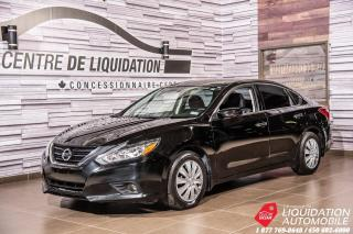 Used 2018 Nissan Altima 2.5S+A/C+GOUPE ELECTRIQUE+DEMARREUR +CAMERA RECUL for sale in Laval, QC