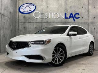 Used 2018 Acura TLX berline avec ensemble Tech 206HP for sale in St-Nicolas, QC