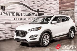 Used 2019 Hyundai Tucson Preferred+BLUETOOTH+CAMERA RECUL+SIEGE CHAUFFANT for sale in Laval, QC
