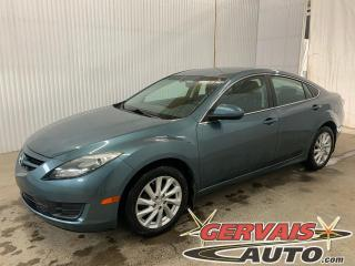 Used 2013 Mazda MAZDA6 GS Mags A/C Bluetooth for sale in Trois-Rivières, QC