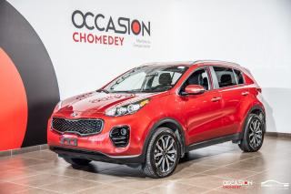 Used 2018 Kia Sportage EX AWD+CAMERAL DE RECUL+CUIR CHAUFFANT for sale in Laval, QC