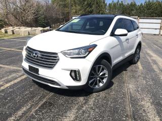 Used 2017 Hyundai Santa Fe XL Limited AWD for sale in Cayuga, ON