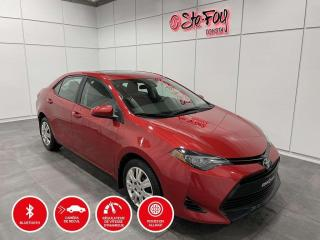 Used 2017 Toyota Corolla LE - TOIT OURVANT for sale in Québec, QC