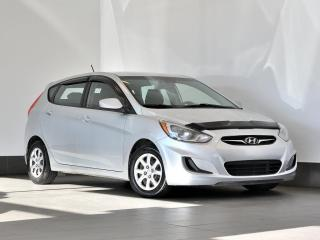 Used 2013 Hyundai Accent GL AUTOMATIQUE sièges chauffants a/c cruise for sale in Ste-Julie, QC