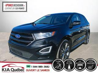 Used 2017 Ford Edge **  SPORT *AWD *  TOIT * GPS * CUIR * for sale in Québec, QC