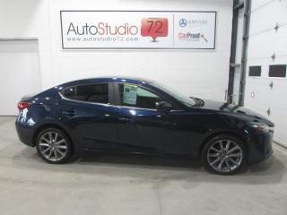 Used 2018 Mazda MAZDA3 TOIT**CAMERA RECUL**CUIR for sale in Mirabel, QC