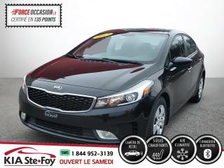 Used 2017 Kia Forte LX+* SIEGES CHAUFFANTS* CAMERA DE RECUL* for sale in Québec, QC