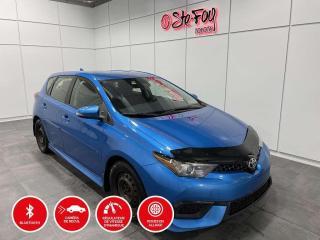 Used 2017 Toyota Corolla iM SIÈGES CHAUFFANTS for sale in Québec, QC