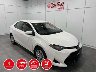 Used 2017 Toyota Corolla LE - SIÈGES CHAUFFANTS for sale in Québec, QC