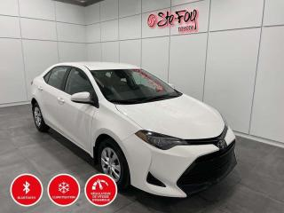 Used 2017 Toyota Corolla Ce - Bluetooth - A/c for sale in Québec, QC