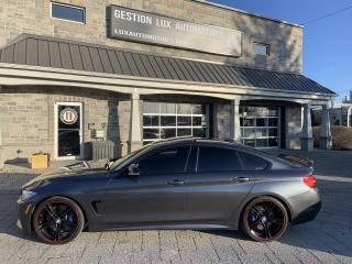 Used 2016 BMW 4 Series M435i xDrive Gran Coupé for sale in St-Eustache, QC