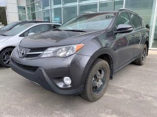 Used 2015 Toyota RAV4 Traction avant 4 portes XLE for sale in Trois-Rivières, QC