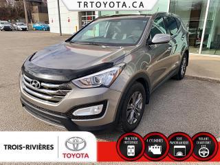 Used 2013 Hyundai Santa Fe Tract intégrale 4 p 2,4L auto Luxury *D for sale in Trois-Rivières, QC