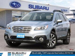 Used 2016 Subaru Outback 2.5i w/Limited Pkg - TWO SETS OF TIRES! for sale in Sudbury, ON