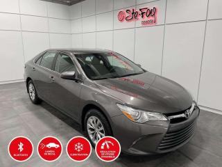 Used 2017 Toyota Camry LE - BLUETOOTH - CAMÉRA RECUL for sale in Québec, QC